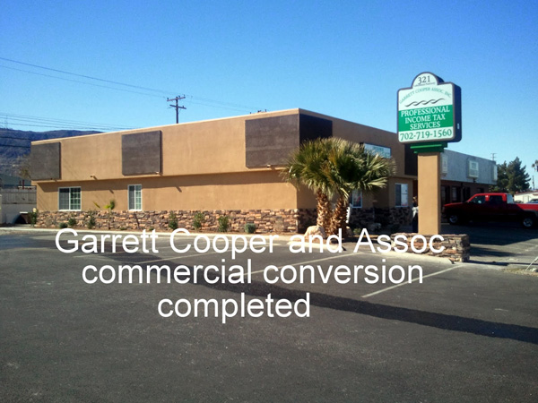 Commercial Photo Gallery Las Vegas Remodeling Contractor